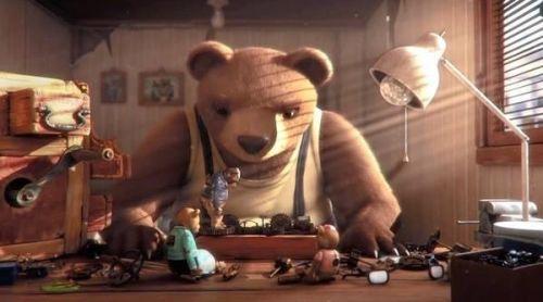 奥斯卡最佳动画长片花落《头脑特工队》