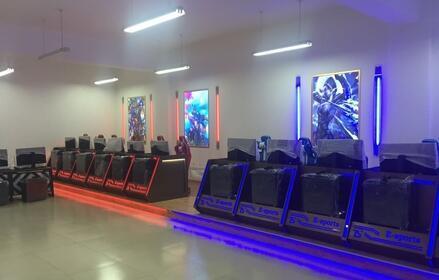 模拟比赛室