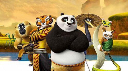 《功夫熊猫3》剧照
