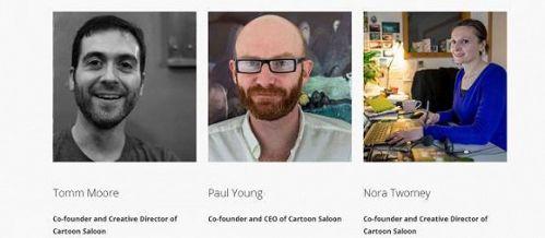 三位联合创始人,一名CEO、两名导演
